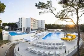 Hotel Adria S Polopenzí, Biograd Na Moru