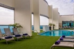First Central Hotel Suites Včetně Prohlídky Dubaje