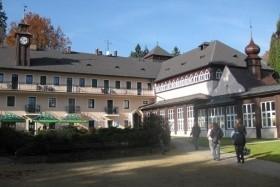 Lázeňský Hotel Eliška - Velké Losiny