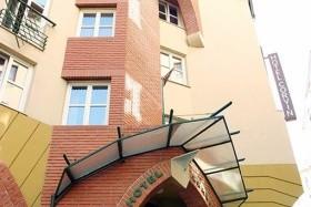 Hotel Corvin Bud03 - Budapešť