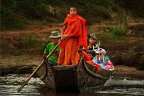 LAOS - KAMBODŽA - Podél Mekongu fascinující Indočínou