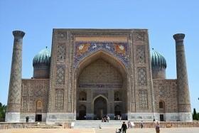 Uzbekistán - Hedvábná stezka