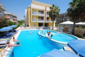 Villa Rosa / Residence Mare Blu