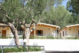 Villaggio Delle Sirene S Bazénem