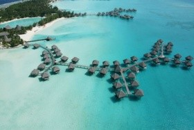 Le Meridien Bora Bora, Bora Bora, Intercontinental Resort Tahiti