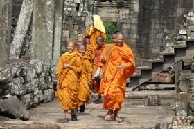 To nejlepší z Kambodži