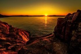 Krásy Nové Anglie a Východu Kanady