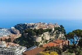 Monako, Nice, Monte Carlo