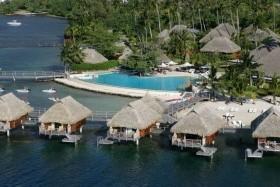 Moorea Pearl Beach, Moorea, Intercontinental Resort Tahiti