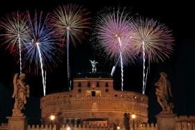 Silvestrovský Řím - Vatikán