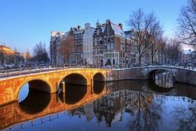 Silvestrovská Holandská pohádka