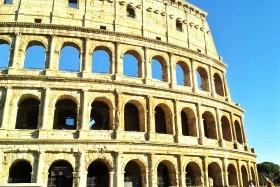 Řím a Florencie s polopenzí