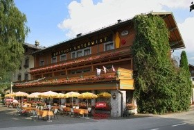 Velikonoční 4 Denní Lyžování V Rakousku Autobusem - Kaprun / Zell Am See - Penzion Unterwirt