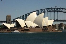 Melbourne a Sydney