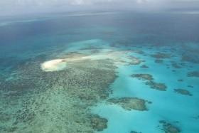 Tropický Cairns A Velký Bariérový Útes
