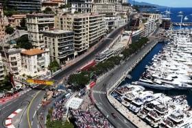 Zájazd Na Formulu 1 - Veľká Cena Monaka 2017 - Letecky