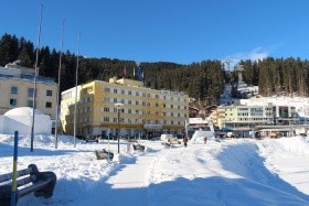 Posthotel Holiday Villa Arosa