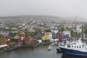 Faerské ostrovy po cestě na Island + Vestmanské os