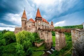 Drakulova tajemná Transylvánie