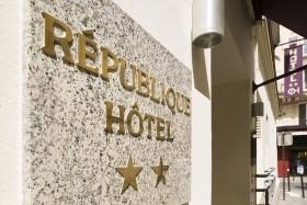 Republique Hotel