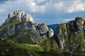 Rumunsko - Transylvánie - rumunské Karpaty – památky a hory Drákulovy Transylvánie