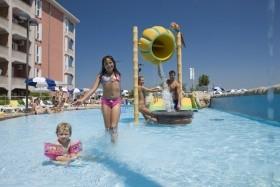 Hotel Hotel Aquapark Žusterna, Koper