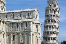 Pisa - Florencie - Bologna - Řím