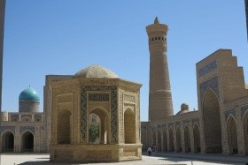 Uzbekistán - putování Hedvábnou stezkou