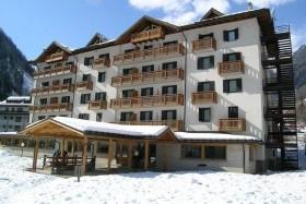 Hotel Cristallo Př- Pejo Fonti