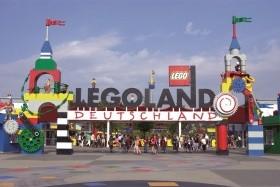 Legoland - autobusem