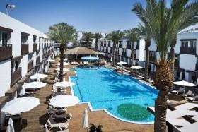 La Playa, Eilat, Rudé Moře