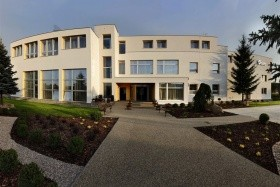 Lázeňský & Wellness Hotel Niva, Luhačovice
