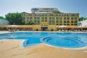 Hotel Bran Brad Bega