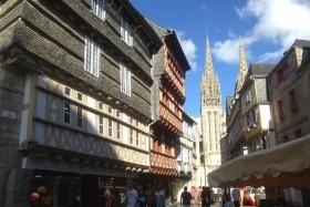 Krásy Bretaně