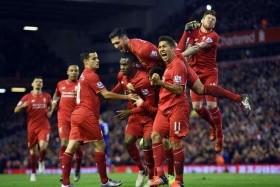 Vstupenka Na Liverpool - Middlesbrough
