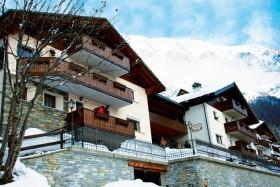Rezidencia Larice Bianco