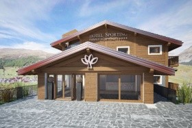 Free Ski Family Hotel Sporting