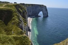Úžasná Normandie a Bretaň s koupáním