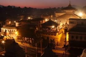 Malý okruh Nepálem s vyhlídkovým letem
