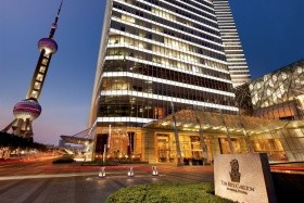 The Ritz Carlton Shanghai Pudong