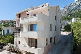 Apartmány Vila Mornar