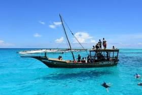 Keňa - Tanzanie safari - Zanzibar - Bez výstupu na Mt. Keňu