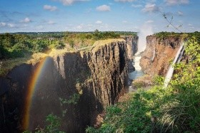 Zimbabwe - Botswana - Namibie - Safari v deltě Okavanga