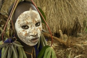 Etnicky pestrá Etiopie - Tajemný festival Donga