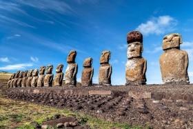 Chilská mozaika - Země sopek a tajemný Velikonoční ostrov