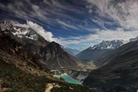 Nepál - trek kolem bájné Manaslu - Tajemné údolí Tsum
