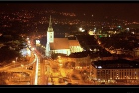 Bratislava - Děvín - čokoládovna v Kittsee