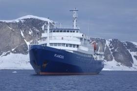 Antarktický Poloostrov A Jižní Shetlandské Ostrovy Na Lodi Plancius