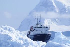 Antarktický Poloostrov A Jižní Shetlandské Ostrovy Na Lodi Ortelius