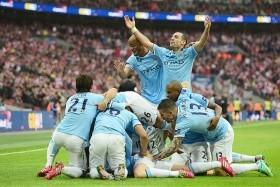 Manchester City - West Bromwich